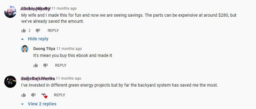 DIY 3D Solar Panel independent Reviews