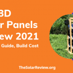 DIY 3D Solar Panels Review (July, 2021) -MIT 3D Solar Tower Guide & Build Cost
