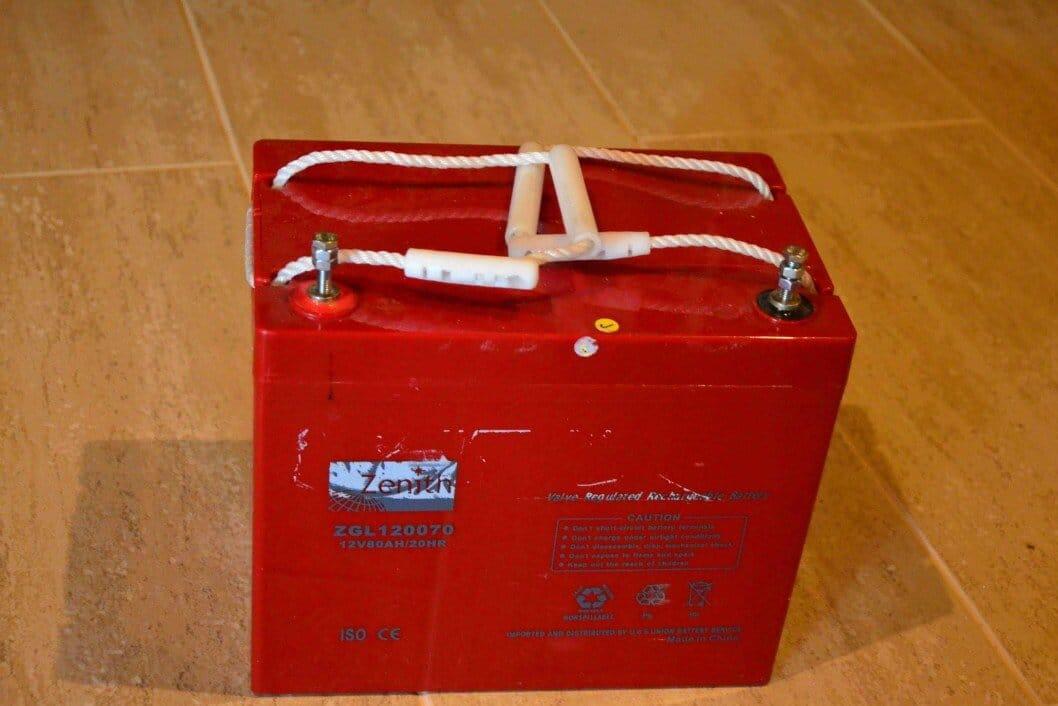 Car Battery's photo