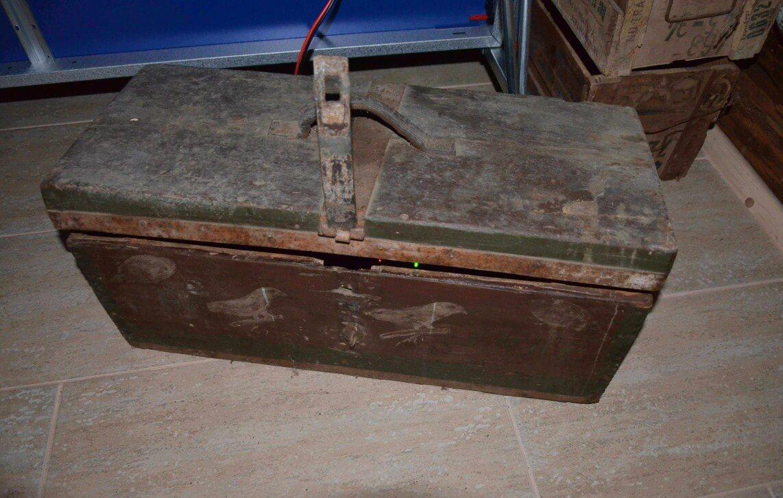 Ryan Tanner Solar Battery Box