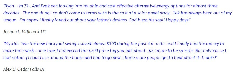 Smart Solar Box Independent Customer Review